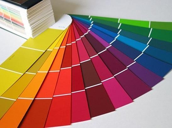 El significado oculto de los colores la daga de aquiles - Gamas de colores azules ...