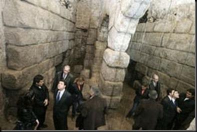 inauguracion cueva de hercules