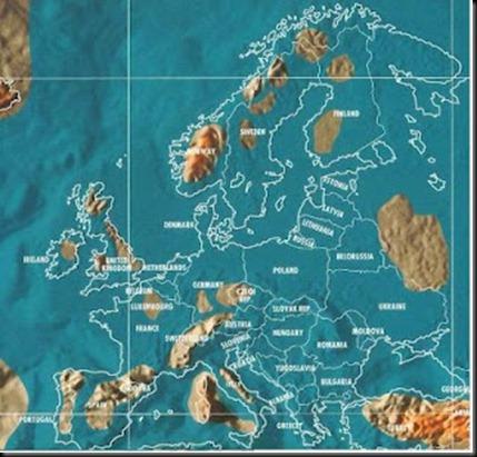 mapa 2012 europa