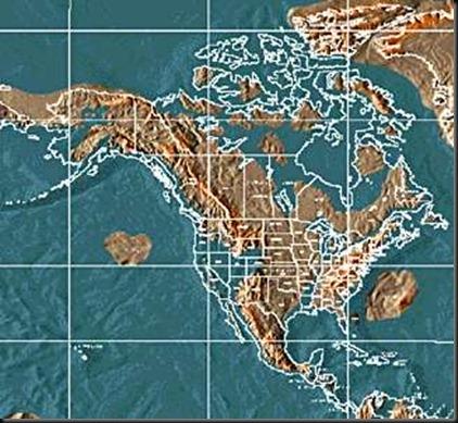 mapa america del norte 2012