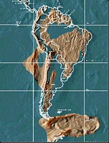mapa america sur 2012