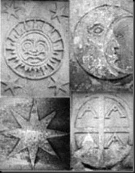 simbolos cruz hendaya