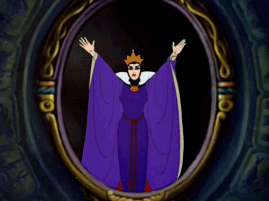 El espejo de blancanieves imagui for Espejo blancanieves