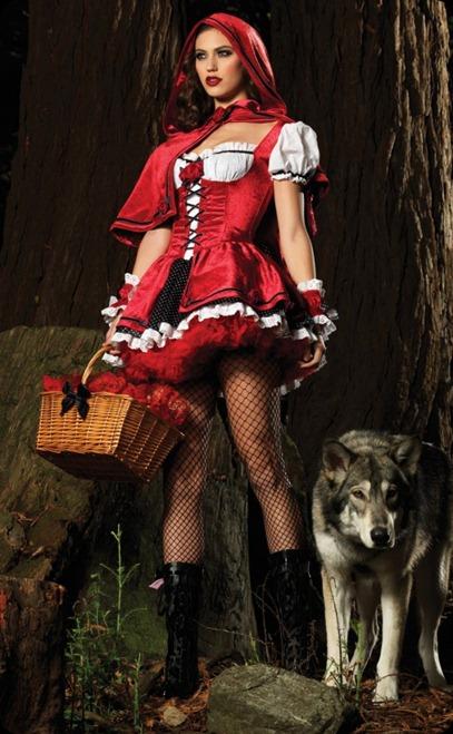 disfraz-caperucita-roja-cazador-