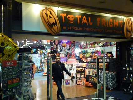 tienda halloween
